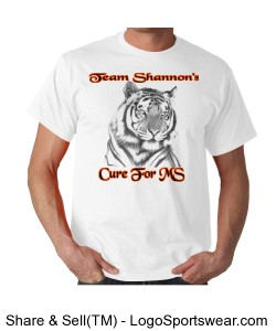 TEAM SHANNON T-Shirt Design Zoom